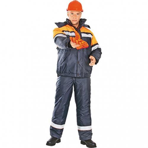Куртка с полукомбинезоном ( Оксфорд) З-002