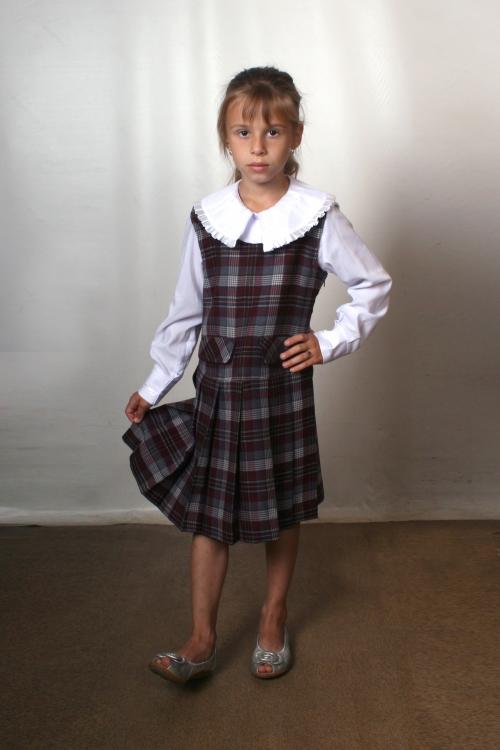 Форма  для  девочек  младших  классов