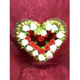 Венок  «Сердечко»